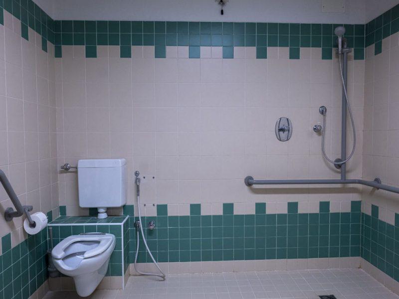 bagno assistito Centro Diurno