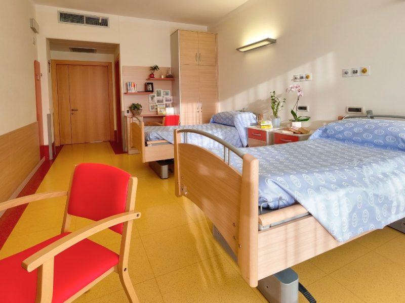 una stanza doppia